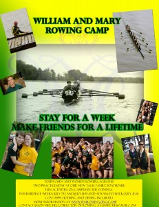 WMRC Summer Camp Flyer